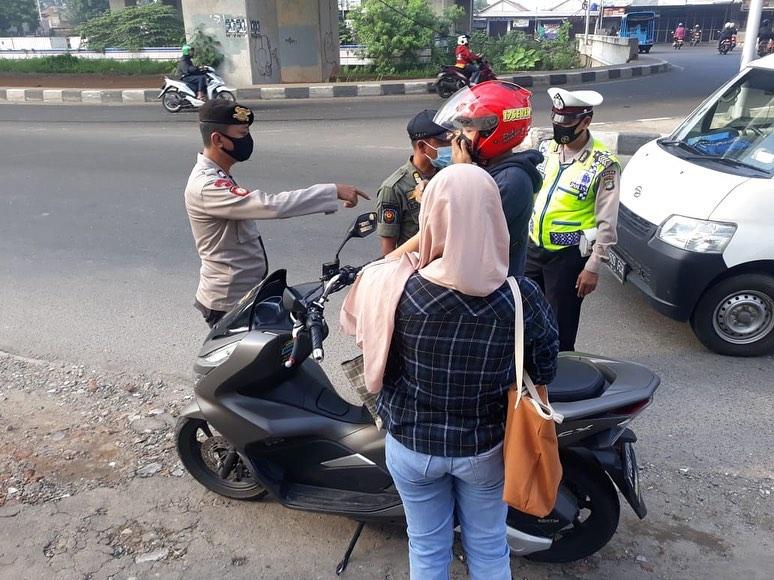 Titik Cek Point Selama Larangan Mudik 2021 Wilayah di Jakarta