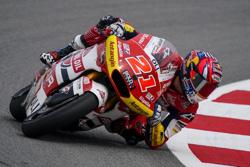Hasil FP2 Moto2 Catalunya 2021, Fabio Tempati 10 Besar