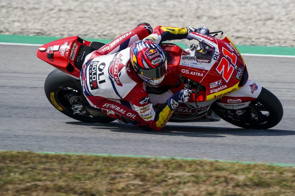 Hasil Kualifikasi Moto2 Catalunya 2021, Diggia Akan Start Dari Baris kedua