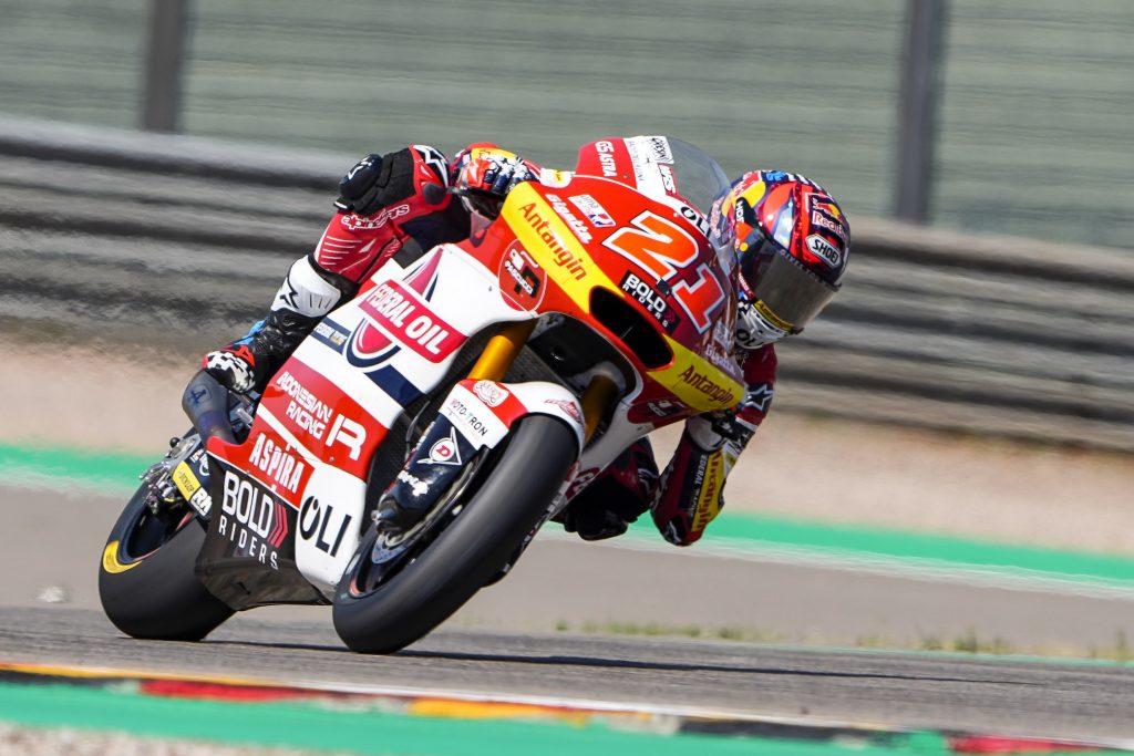 Hasil Kualifikasi Moto2 Sachsenring, Fabio Di Giannantonio Akan Start Dari Posisi Dua