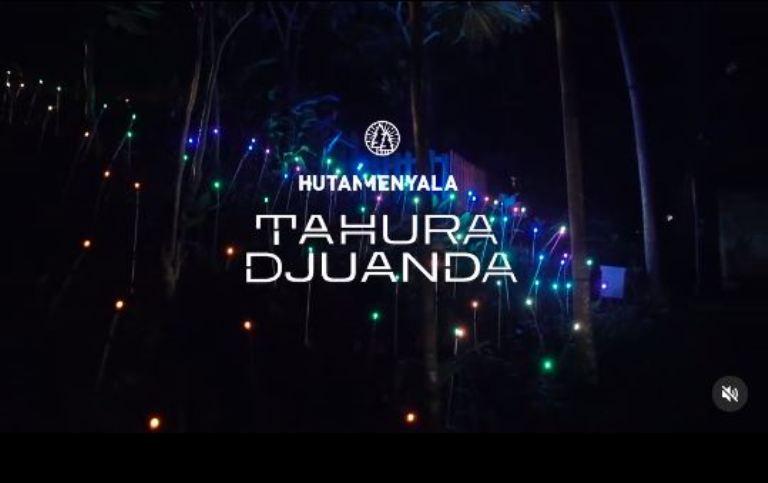Ada Tempat Wisata Baru di Bandung, Namanya Hutan Menyala