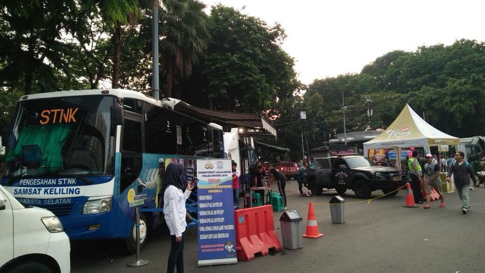 Jadwal dan Lokasi Samsat Keliling di Jakarta, Depok, Bekasi dan Tangerang