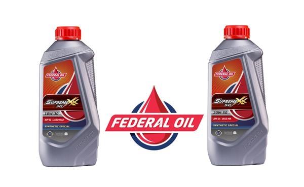 Federal Supreme XX50 Bisa Dipakai Untuk Oli  Motor Bebek Dan Sport