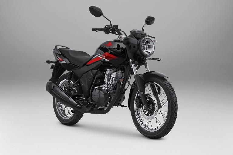 Motor Sport 150cc Tampil Baru Jadi Lebih Gagah