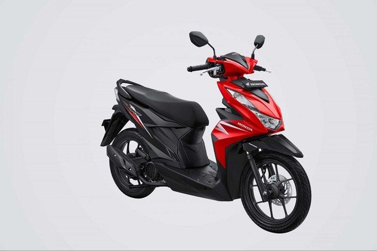 Honda BeAT Paling Murah Dari Jajaran Daftar Harga Motor Matic 110cc Honda Juli 2021