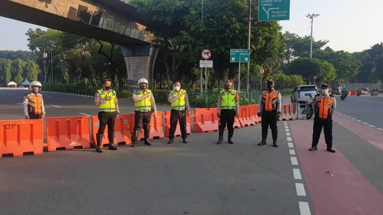 Lokasi Titik Penyekatan di Tangerang Selama PPKM Darurat 2021