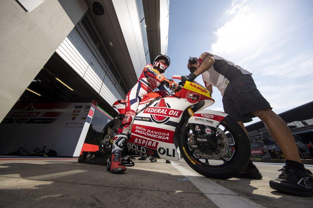 Moto2 2021 Kembali Bergulir, Diggia dan Bulega Akan Berjuang untuk yang Terbaik