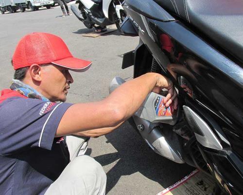 Oli yang Direkomendasikan Untuk Motor Matik Lebih Dari 5 Tahun