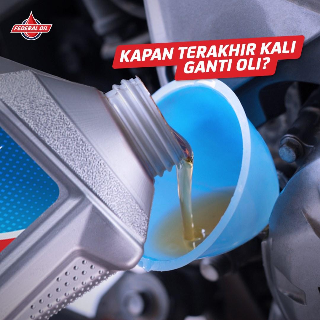 Jenis Oli Yang Cocok Untuk Motor Matic Lebih Dari 5 Tahun