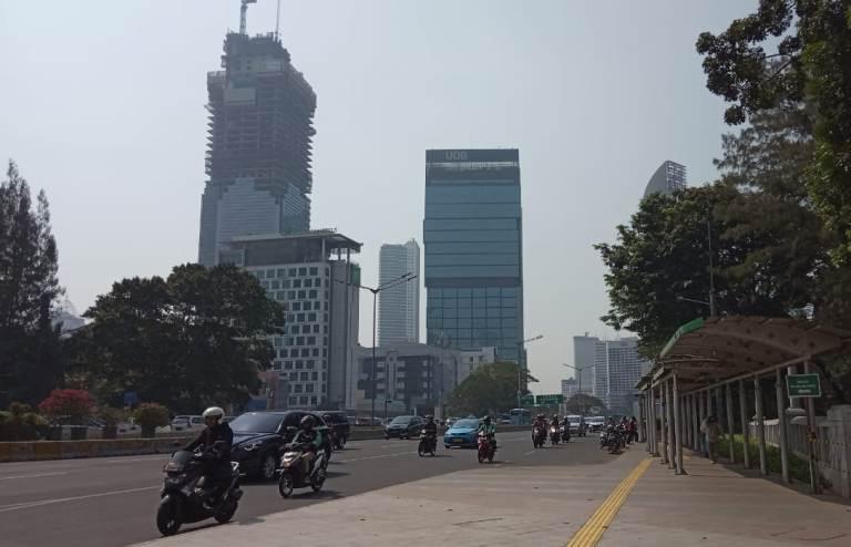 Daftar Jalan yang Ditutup Selasa 17 Agustus 2021 Saat Upacara Kemerdekaan RI ke 76 Tahun