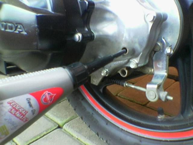 Gear Oil yang Direkomendasikan Untuk Motor Matic