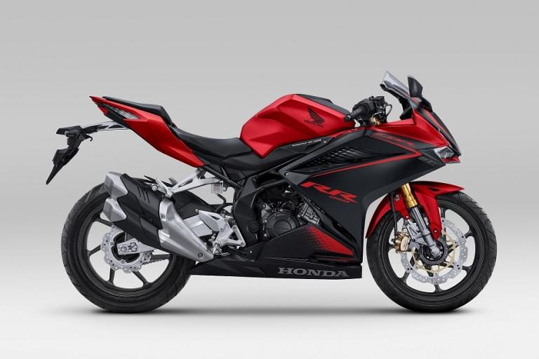 Tampilan Warna Baru Honda CBR250RR 2021 Semakin Agresif