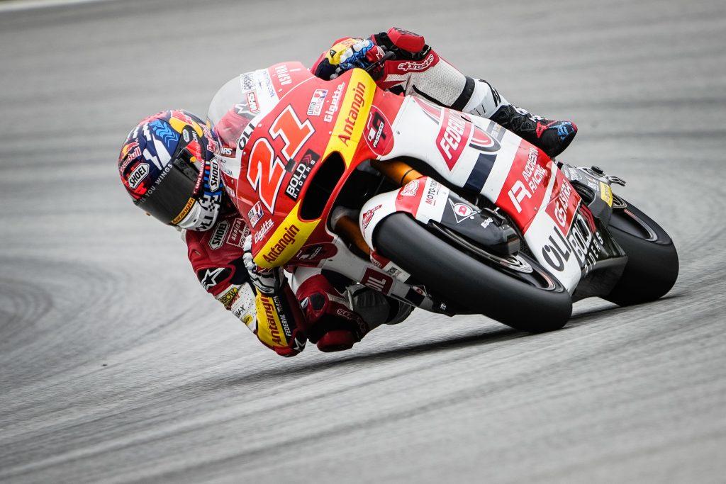 Hasil FP2 Moto2 Aragon 2021, Diggian Tercepat ke Empa
