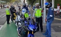 Polisi Buru 4 Kategori Pelanggar Lalu Lintas Selama Operasi Patuh Jaya 2021