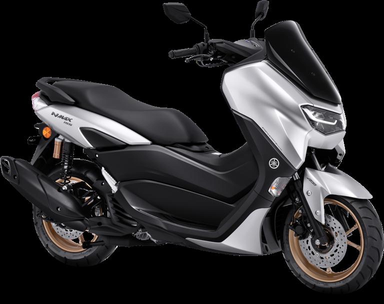 Yamaha Nmax 2021 Punya Pilihan Warna Baru yang Keren