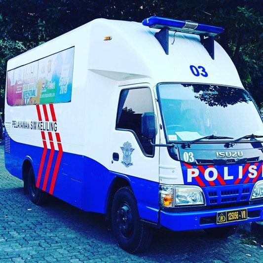 Jadwal Lokasi SIM Keliling di Jakarta, Rabu 1 September 2021 Ada 5 Tempat