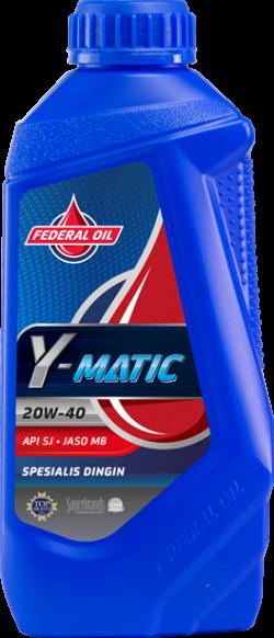 Federal Y-Matic