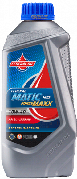 Federal Matic Forcemaxx 40