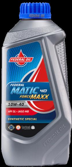 Federal Matic Forcemaxx 40