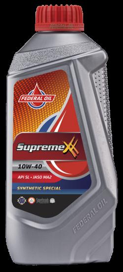 Federal Supreme XX 40