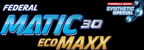 Federal Matic Ecomaxx 30